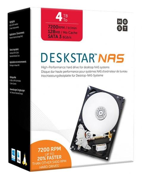 HGST NAS Drive Kit 3,5
