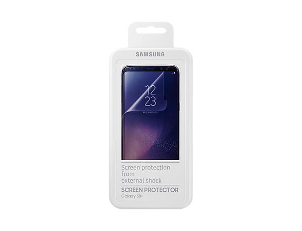 Ochranná fólia na displej pre Samsung S8+