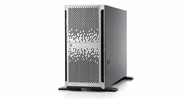HP ProLiant ML350 G9 E5-2609v4 1P 8GB-R B140i 8LFF 500W PS Entry Server