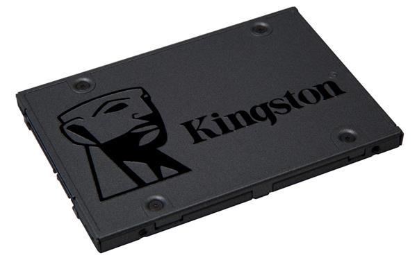 Kingston 480GB SSD A400 Series SATA3, 2.5