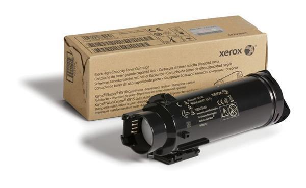 Xerox Black Hi-Cap Cartridge pre WC 6515,6510 5 500 stran