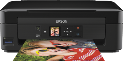 Epson Expression Home XP-342, A4, All-in-one, WiFi Direct, LCD