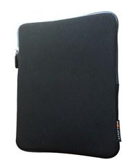 Solight neoprénové puzdro na tablet 10', nárazuvzdorné polstrovanie, čierne