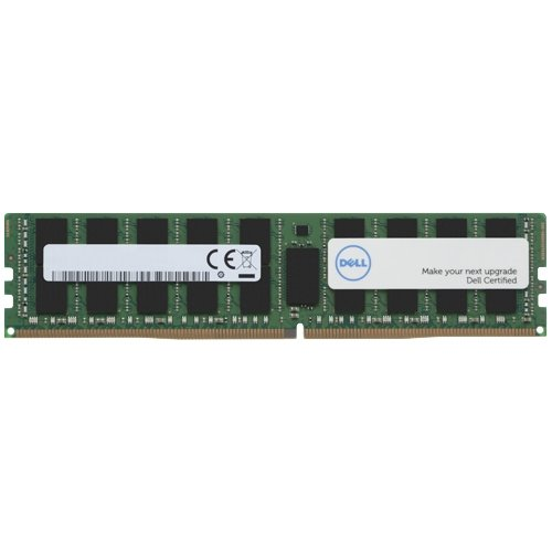 Dell 4 GB Certified Memory Module - 1RX8 DDR4 UDIMM 2400MHz