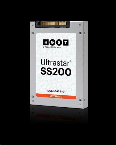 HGST Ultrastar SS200 400GB 2.5' SAS SSD 3DWPD
