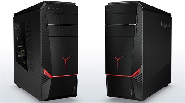 Lenovo IC LEGION Y900 TWR i7-7700K 4.5GHz NVIDIA GTX1080/8GB 16GB 256GB SSD+2TB DVDRW W10 cierny 3yOS