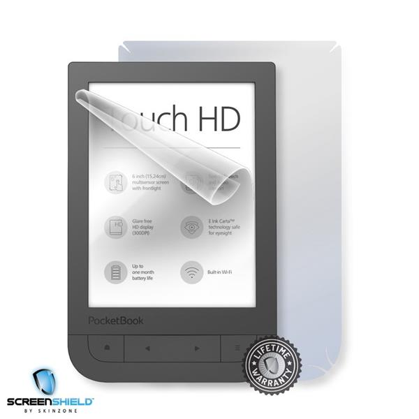 Screenshield POCKETBOOK 631 Touch HD - Film for display + body protection