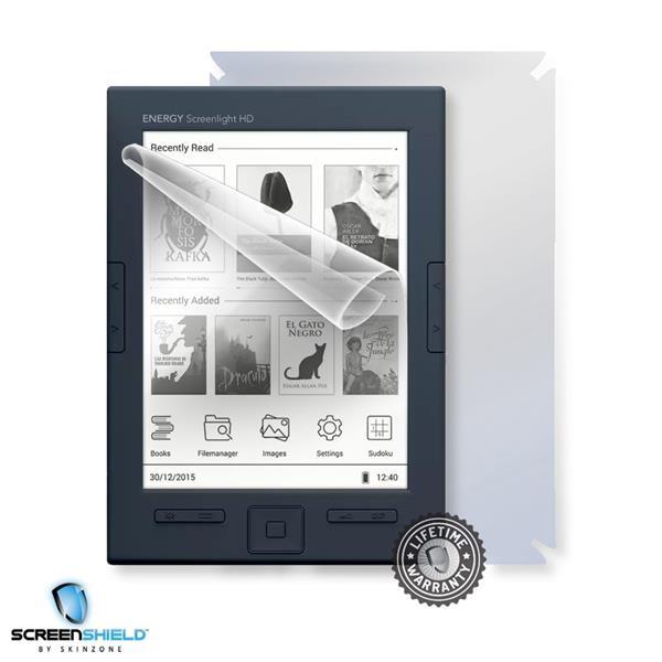 Screenshield ENERGY SISTEM Screenlight HD - Film for display + body protection
