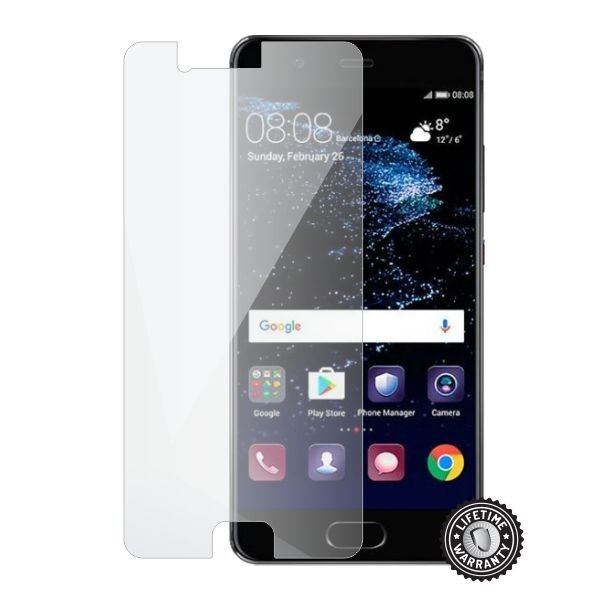 Screenshield HUAWEI P10 Plus Tempered Glass protection - Film for display protection