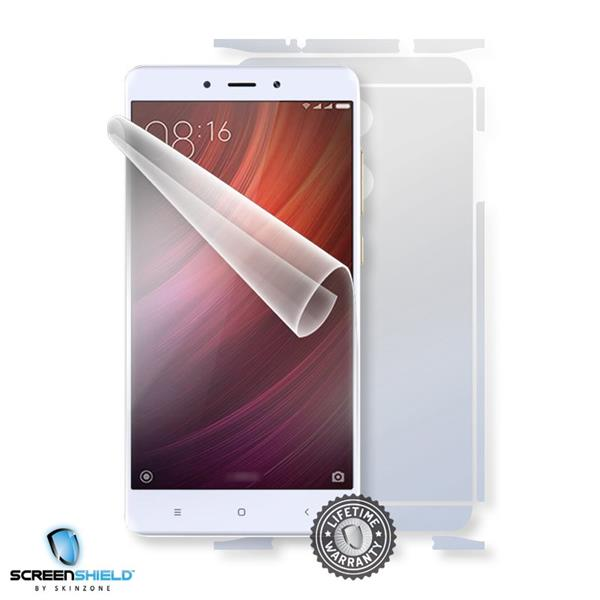 Screenshield XIAOMI Redmi Note 4 Global - Film for display + body protection