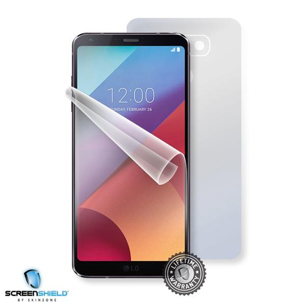 Screenshield LG H870 G6 - Film for display + body protection