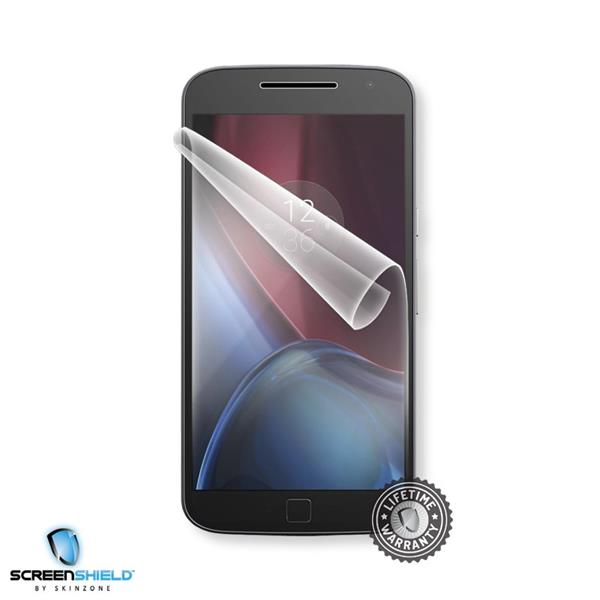 Screenshield MOTOROLA Moto G4 Plus XT1642 - Film for display protection