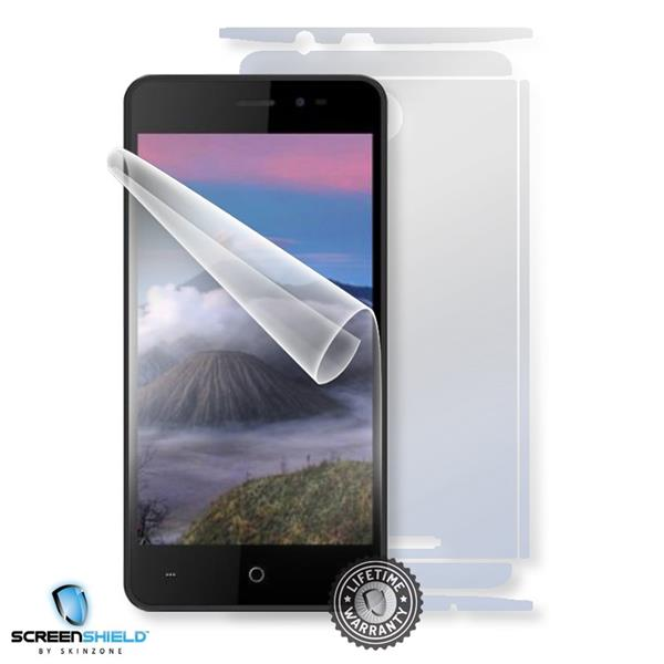 Screenshield ALIGATOR S5060 Duo - Film for display + body protection