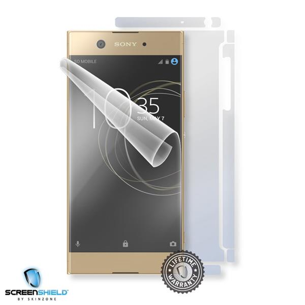 Screenshield SONY Xperia XA1 G3121 - Film for display + body protection
