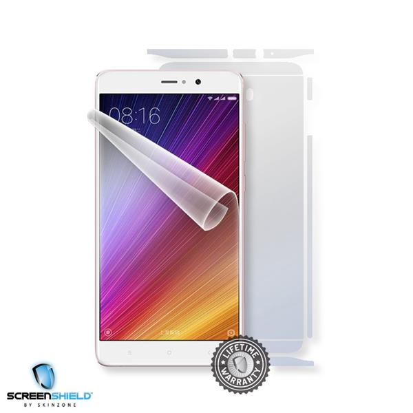 Screenshield XIAOMI Mi5s Plus - Film for display + body protection