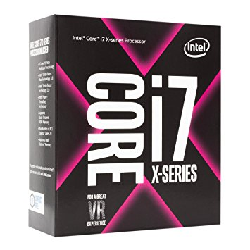 Intel® Core™i7-7820X processor, 3,60GHz,11MB,FCLGA2066 BOX