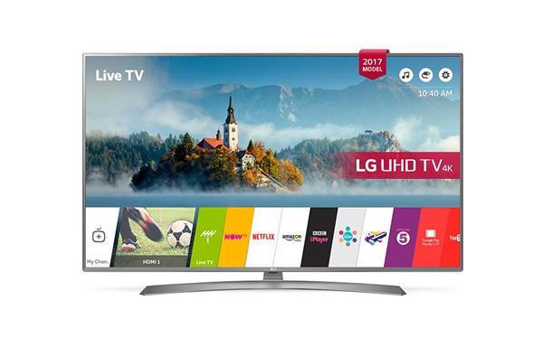 LG 43UJ670V SMART LED TV 43