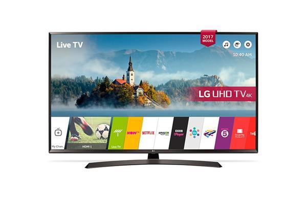 LG 43UJ634V SMART LED TV 43