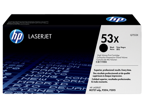 Toner Cartridge for HP LaserJet P2015 (7,000 standard pages)