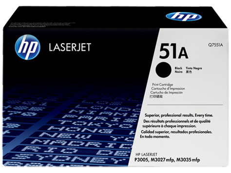 Toner Cartridge for HP LaserJet P3005 (6,500 pages)