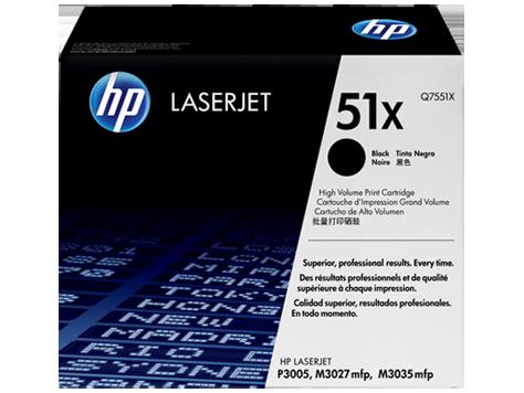 Toner Cartridge for HP LaserJet P3005 (13,000 pages)