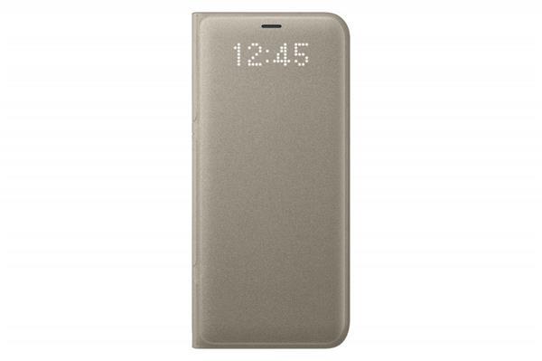 Samsung LED View puzdro pre Samsung S8+, Zlatá