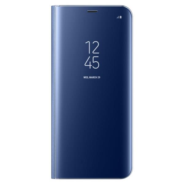 Samsung Clear View púzdro pre S8+, Modrá