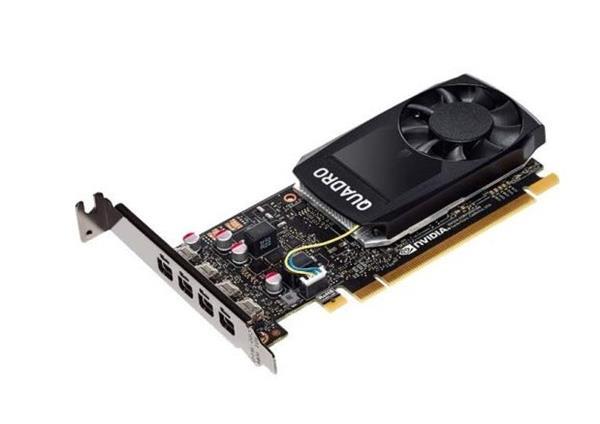 Grafická karta NVIDIA Quadro P1000 (4 GB)