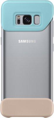 Samsung Zadný kryt 2 diely pre Samsung S8+, Mint