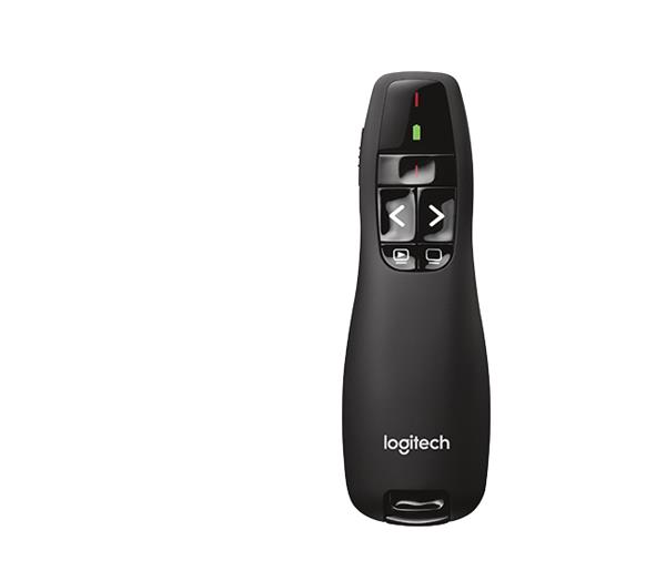 Logitech® Wireless Presenter R400 - 2.4GHZ - EMEA