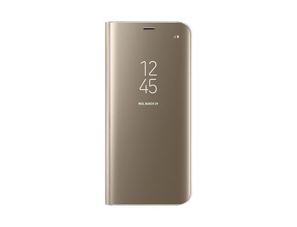 Samsung Clear View púzdro pre S8, Zlaté