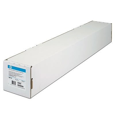 HP Premium Matte Photo Paper-610 mm x 30.5 m (24 in x 100 ft), 10.2 mil, 210 g/m2, CG459B