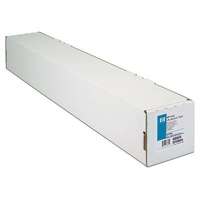HP Matte Litho-realistic Paper, 3-in Core, 12.1 mil • 269 g/m2 • 610 mm x 30.5 m - K6B77A