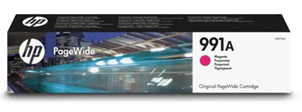 HP 991A Magenta Original PageWide Cartridge (M0J78AE)