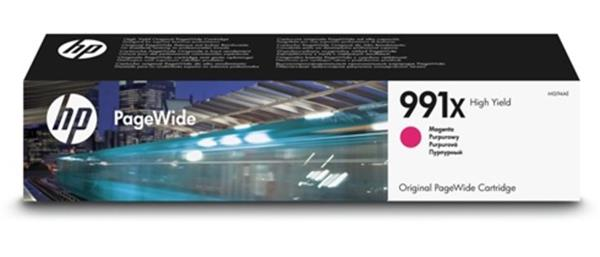 HP 991X High Yield Magenta Original PageWide Cartridge (M0J94AE)