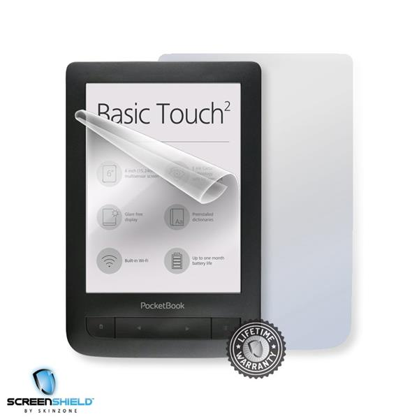 Screenshield POCKETBOOK 625 Basic Touch 2 - Film for display + body protection