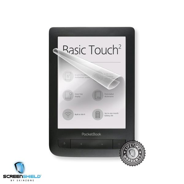 Screenshield POCKETBOOK 625 Basic Touch 2 - Film for display protection