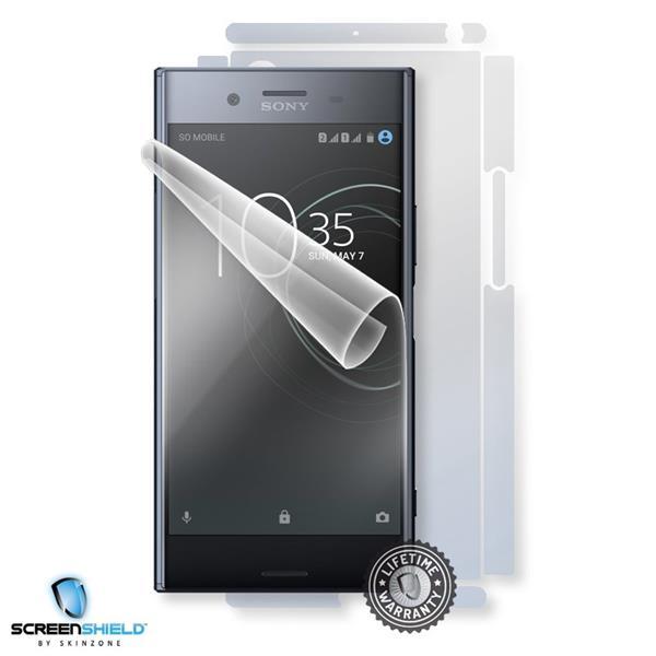 Screenshield SONY Xperia XZ Premium G8142 - Film for display + body protection