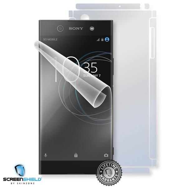 Screenshield SONY Xperia XA1 Ultra G3221 - Film for display + body protection