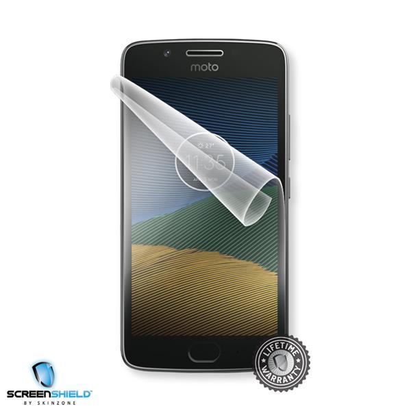 Screenshield MOTOROLA Moto G5 XT1676 - Film for display protection