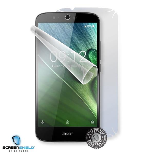 Screenshield ACER Liquid Zest Plus T08 - Film for display + body protection