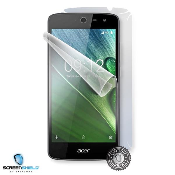 Screenshield ACER Liquid Zest 4G T07 - Film for display + body protection