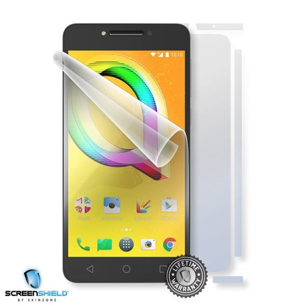 Screenshield ALCATEL 5085D A5 LED - Film for display + body protection
