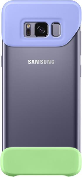 Samsung Zadný kryt 2 diely pre Samsung S8, Violet