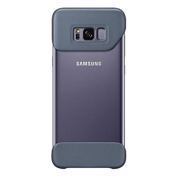 Samsung Zadný kryt 2 diely pre Samsung S8, Purple-purple