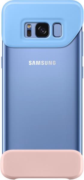 Samsung Zadný kryt 2 diely pre Samsung S8, Blue