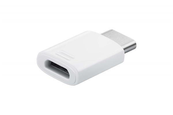 Samsung micro USB adapter typ C, biela