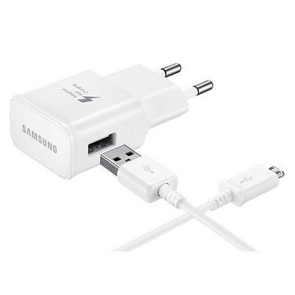 Samsung rýchlonabíjačka USB-C, biela