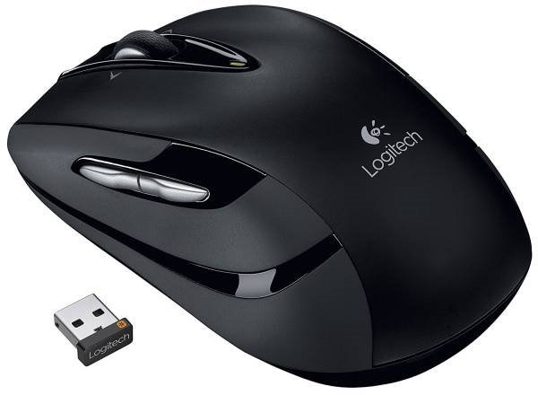 Logitech® Wireless Mouse M545 - BLACK - EMEA