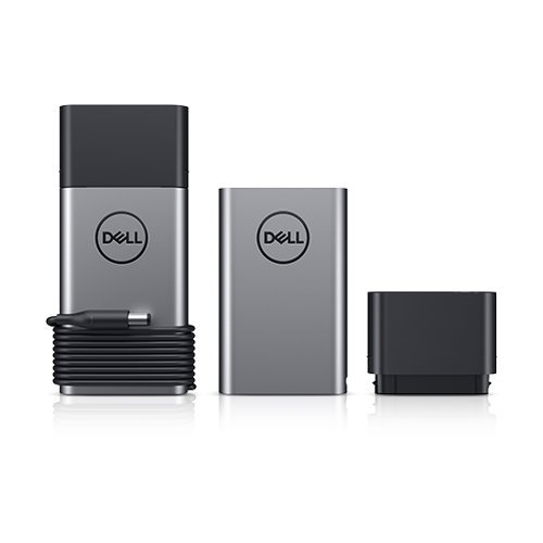 DELL Hybrid Adapter + Power Bank - 45W - Euro